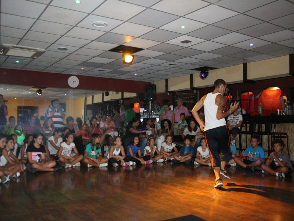 Lecciones de baile para adolescentes en woodridge