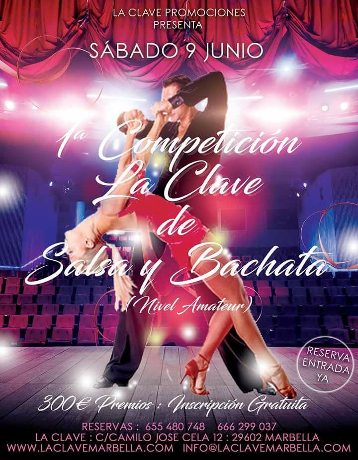 Escuela de baile nicolas valiente en marbella for La clave marbella